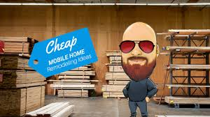 Cheap Mobile Home Remodeling Ideas DoItYourself Tips On A Budget Interesting Alternative Home Designs Remodelling