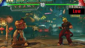 street fighter v news street fighter v pc low vs ultra graphics