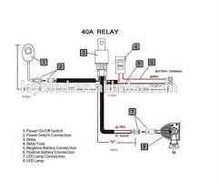 car wiring light bar diagram harness relay autozone led inst