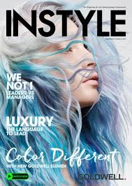 Goldwell Hair Color Chart 2014 Instyle September October 2019 By The Intermedia Group Issuu