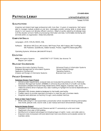 Computer Literacy Resume Sample - Eliolera.com. Picture