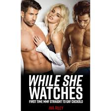 While She Watches: by Ava Riley