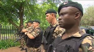 Bigger Than The Army South Africas Private Security Forces Cnn