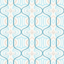 Morrocan Pattern Amazing Vector Simple Moroccan Pattern In Blue And White By Tukkki