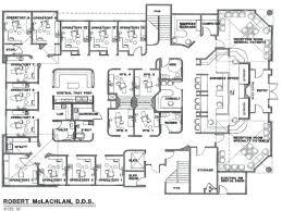 Office Interior Layout Plan Prepossessing Kitchen Decoration Or Pediatric Office Floor Plans