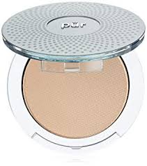 amazon pur pressed mineral makeup foundation with spf 15 light 0 28 ounce luxury beauty