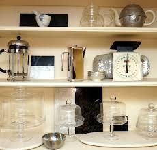 Decorative Kitchen Shelf A Tour Of My 1980s Kitchen Mirror80