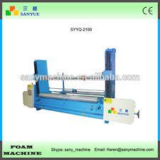 Plc Setting Thickness Cutting Precision Automatic Foam Peeling