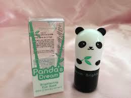 tony moly panda s dream brightening eye base