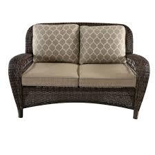 wicker patio furniture cushions. Wicker Patio Loveseat Furniture Cushions .