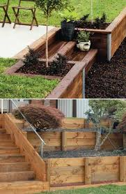 Small Picture Best 25 Diy retaining wall ideas on Pinterest Garden retaining