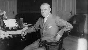 Woodrow Wilsons Papers Go Digital Leaving Microfiche