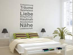 wandtattoo schlafzimmer: motive über betten - wandtattoos.de ...