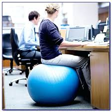 desk what size yoga ball for desk chair what size ility ball for desk chair