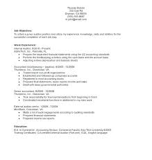 Auditor Resume Example Directory Resume