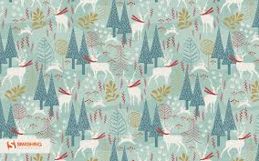 love the scandinavian style of this pattern love the colors and the wild forest theme