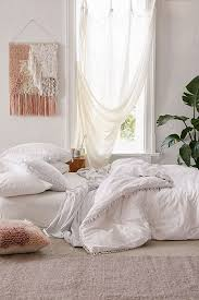 cute bed sheets tumblr. Washed Cotton Tassel Duvet Cover Cute Bed Sheets Tumblr
