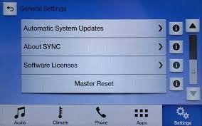 ford sync 3 multi camera system for factory lcd screen step 3