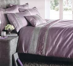 superking duvet cover set changingbedrooms com stylish heather purple embellishe d pin tuck