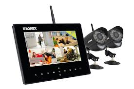 Wireless Video Monitoring System for Home | Lorex