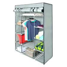 portable wardrobe closet home depot closets portab