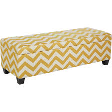 Build An Ottoman How To Build Upholstered Storage Ottoman Within Yellow Pleasing