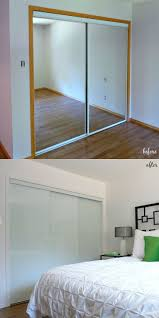 Mirrored Sliding Closet Doorsiple Best Ideas On Pinterest Diy ...