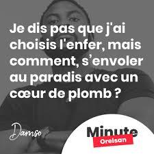 Punchline Damso Les Meilleures Phrases De Rap De Damso