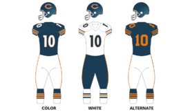 2016 Chicago Bears Season Wikipedia