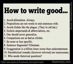 how to write good brunton bid writing how to write good