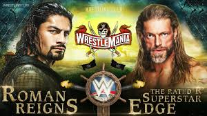 Wrestlemania 37 is wwe's first event since the pandemic began in march 2020 to feature fans live and in person. Wwe Wrestlemania 37 Match Card Predictions V2 Youtube