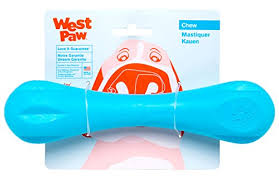 west paw zogoflex hurley durable dog bone chew toy for aggressive chewers 100 guaranteed