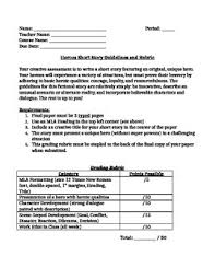 writing an article review ks3 worksheet