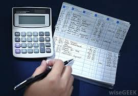 A Checkbook Register Will Be Used To Help Balance Checking Account ...