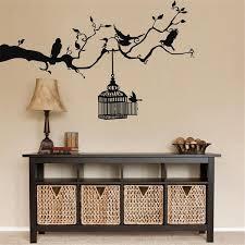 cage art metal wall decor birds