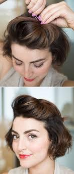 Hairstyle Ideas For Short Hair best 25 short vintage hairstyles ideas vintage 7190 by stevesalt.us