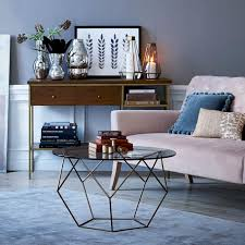 glass nesting coffee west elm origami coffee table designs