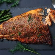Honey Dill Salmon | Recipes