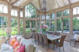 Sunroom Dining Room New Healthy Home Sunrooms And Conservatories