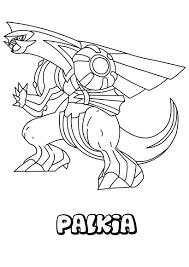 Dessin Imprimer Du Pokemon Palkia Pok Mon Pinterest Dessin