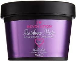 <b>MAKEUP REVOLUTION Rainbow</b> Paste , Purple Wings - Price in ...