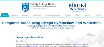 Cadd Drug Design Computer Aided Drug Design Symposium And Workshop At