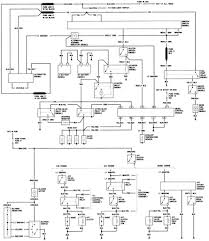 Wiring harness diagram diesel knock sensor on bronco diagrams