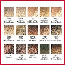 Ion Brilliance Hair Color Chart Ion Hair Colors Chart Davines Hair Colour Chart Goldwell
