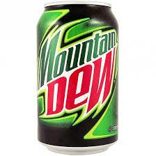 「Mountain Dew」的圖片搜尋結果