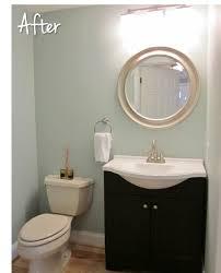 Ways To Make A Half Bath Feel Whole Half Baths - Half bathroom