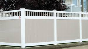 vinyl fence styles. Contemporary Vinyl KCJ Contracting Proudly Uses Exclusively Westech Quality Products For Vinyl Fence Styles I