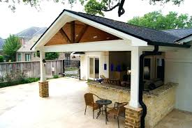 attached covered patio ideas. Roofs For Patios Patio Ideas Attached Covered L