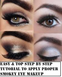 have you ever seen some young lady with flawless smokey eyes and you wished you had the same make up as hers you have the chance to acplish that look