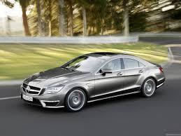 automotive supply: 2012 Mercedes-Benz CLS63 AMG